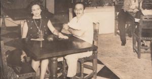 Carmen Maria Gomez de Estefan y Emilio Estefan Padres de Emilio